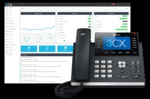 Centralino Telefonico Voip 3CX di ABCMatica